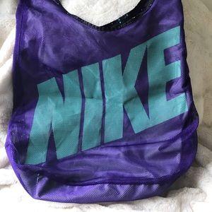 Reversible Nike Gym / Shopping Bag